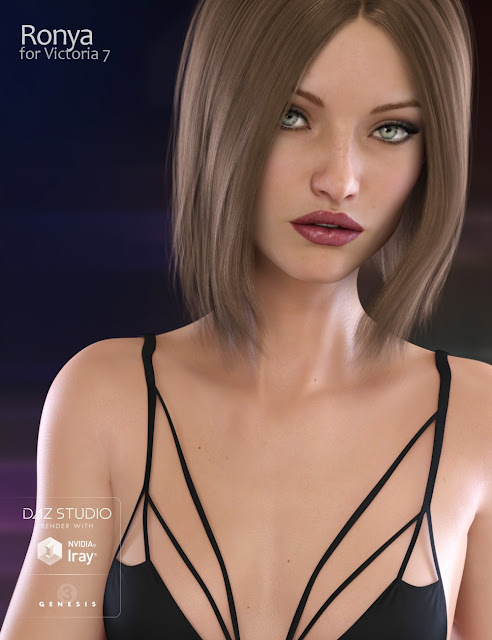 Ronya HD for Victoria 7