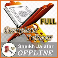 Jafar Complete Tafsir Offline Apk Download for Android