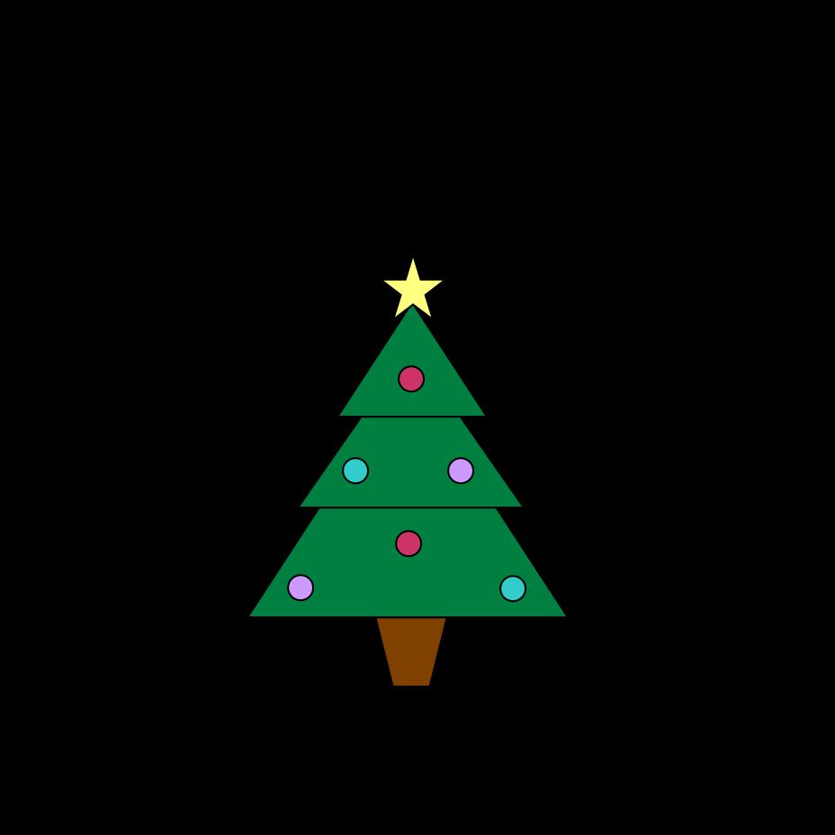 microsoft clip art christmas tree - photo #12