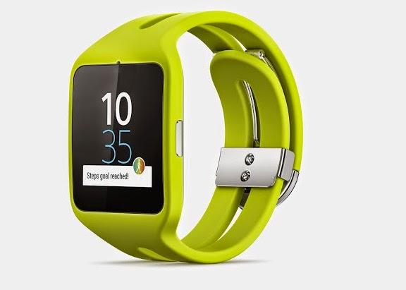 hodinky Sony Smartwatch 3