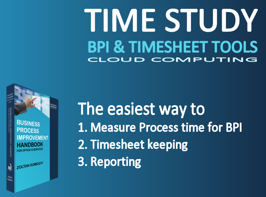 Time Study BPI Timesheet Tools, Google Sheets add-on