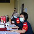 Membangun Herd Immunity, Polda Kalbar Gelar Vaksinasi COVID-19