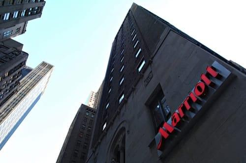 Marriott fined $ 23 million for data breach