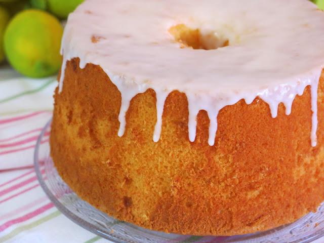 CHIFÓN CAKE DE LIMÓN