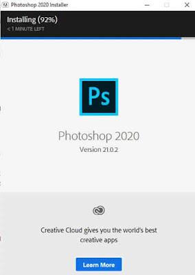 instal photoshop cc terbaru