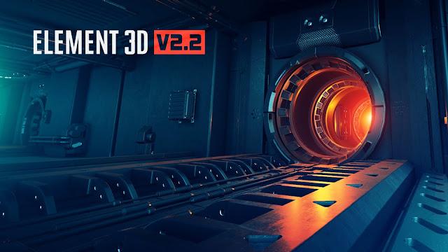 maxresdefault ELEMENT 3D V.2.2 (windows) - VIDEO COPILOT download