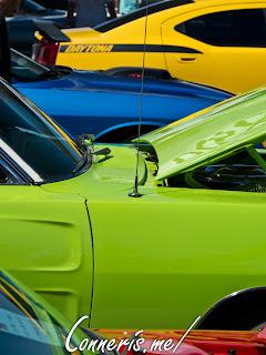 Mopar Colors Dodge Challenger Charger