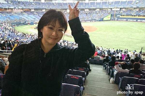 2017年 オリックス・バファローズ観戦 <京セラドーム大阪>