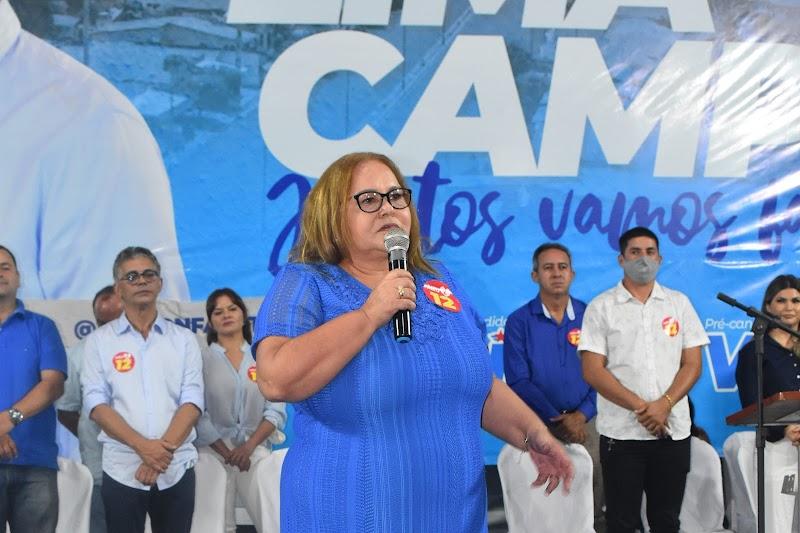 Criar a Secretaria da Juventude é uma das propostas de Dirce do Jailson em Lima Campos.