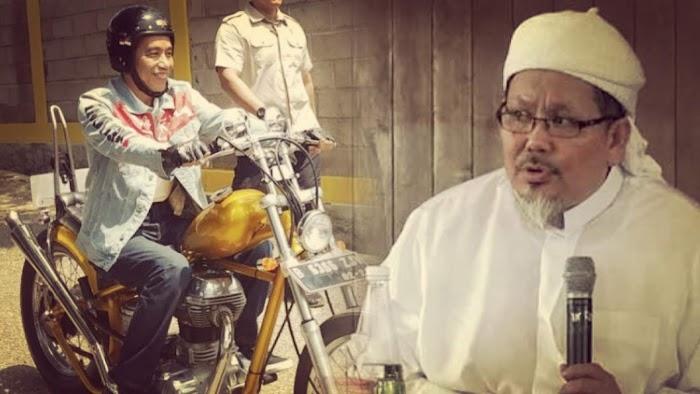Ustaz Tengku ke Jokowi: Film Dilan Dikomentari, Kok Penista Agama Tidak?