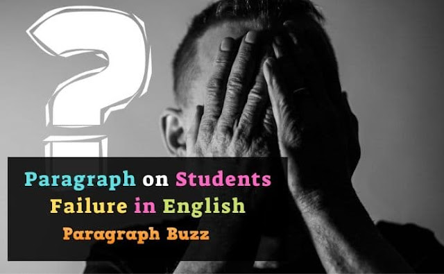 Students Failure in English Paragraph