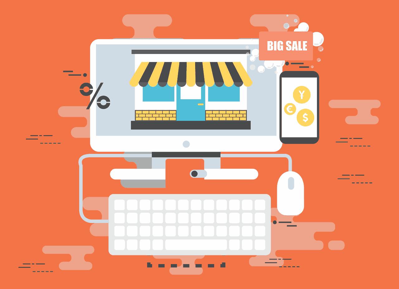 Membuat website untuk jualan produk online