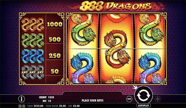Main Gratis Slot Indonesia - 888 Dragons (Pragmatic Play)