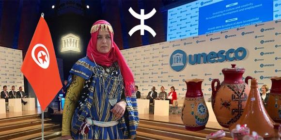 """فخار سجنان الامازيغي  قائمة التراث الثقافي العالمي اللامادي  """"يونسكو"""" UNESCO"""