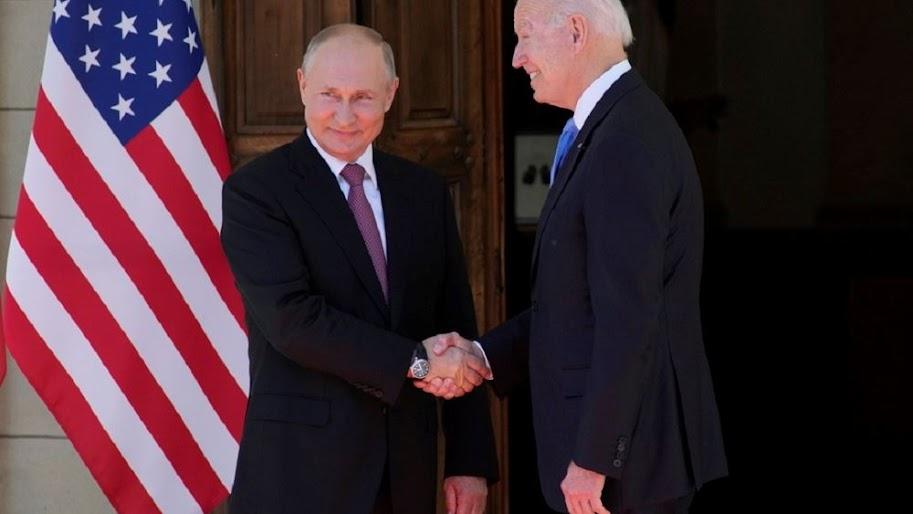 Μπάιντεν: Οι σχέσεις ΗΠΑ - Ρωσίας πρέπει να είναι σταθερές και προβλέψιμες