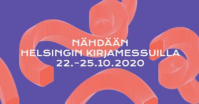 Helsingin kirjamessujen logo