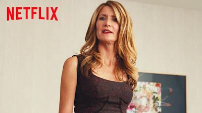 "Laura Dern in ""Marriage story"""