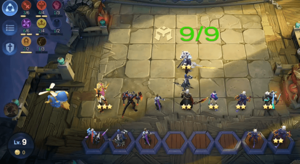 6 Assasin + 4 Abyss + 2 Monastri of Ligh + 2 Empire By topglobal1