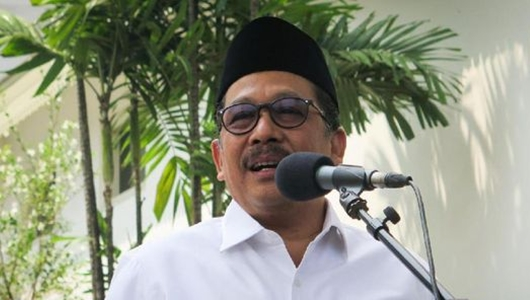 Wamenag Zainut Tauhid Dapat Tugas Khusus dari Presiden Jokowi, Berantas Radikalisme