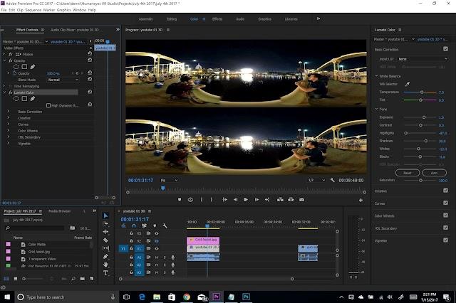 Chia sẻ LUT Lumetri dành cho After Effects, Premiere 2018