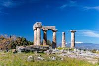 Ancient Corinth - Photo by Constantinos Kollias on Unsplash.com