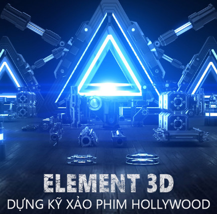 Khóa Học Element 3D - Dựng Kỹ Xảo Phim Hollywood ebook PDF EPUB AWZ3 PRC MOBI