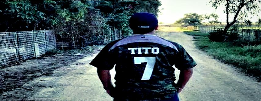 """Soy Alfredo """" tito"""" a mi me dicen muchos  soy hijo del señor Alfredo Beltrán  es mi padre yo por el daría la vida"""