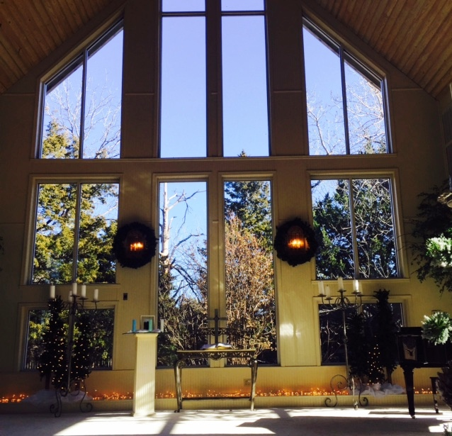 Preacher Wedding Altar: Walnut Creek Chapel: Hosting Hannah Roberts And Zachary