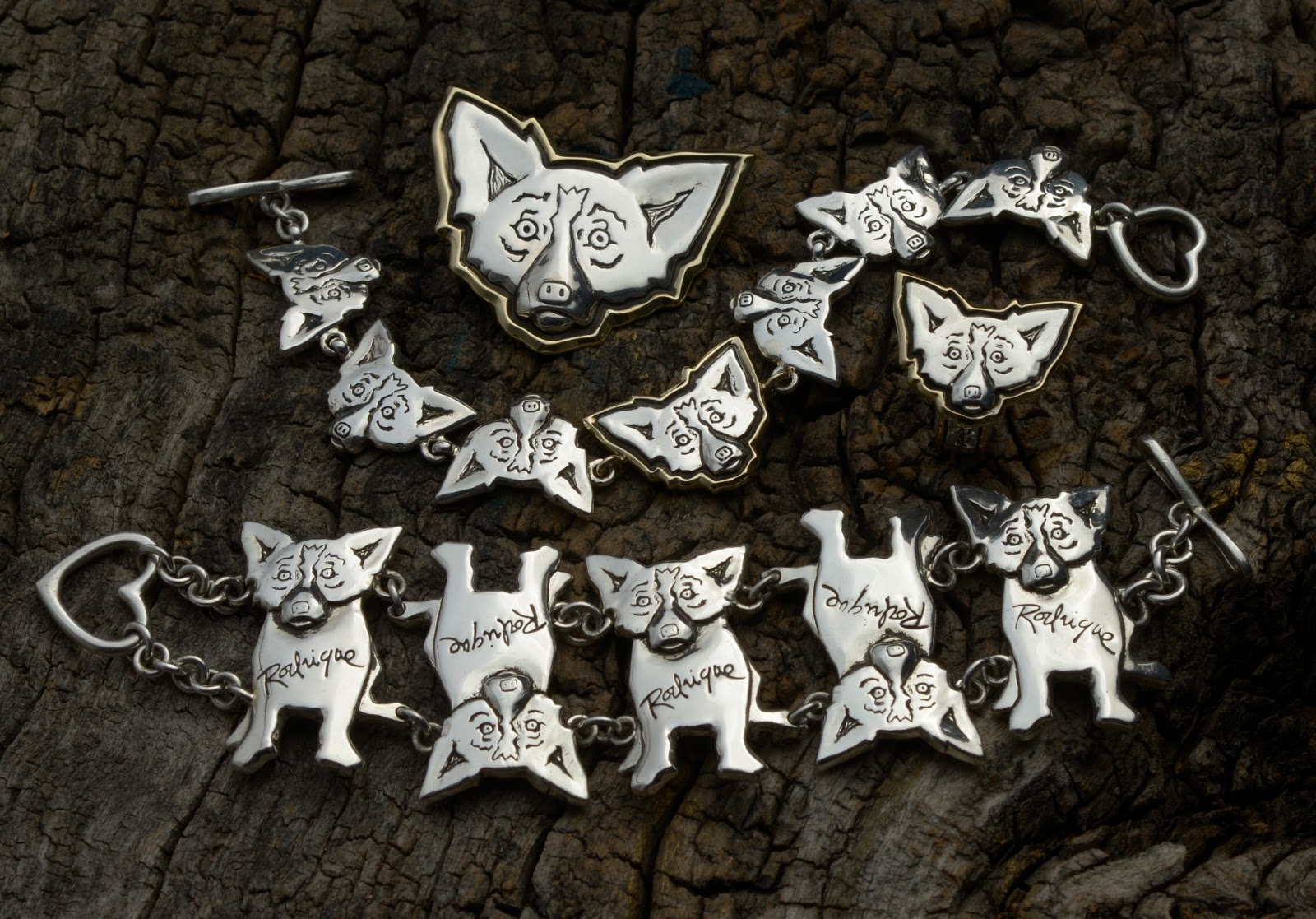 d59fc1671cb6b Musings of an Artist's Wife: Rodrigue Jewelry