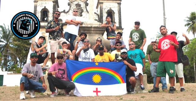 Projeto reúne 19 Mc's de diversas gerações do Rap Pernambucano.