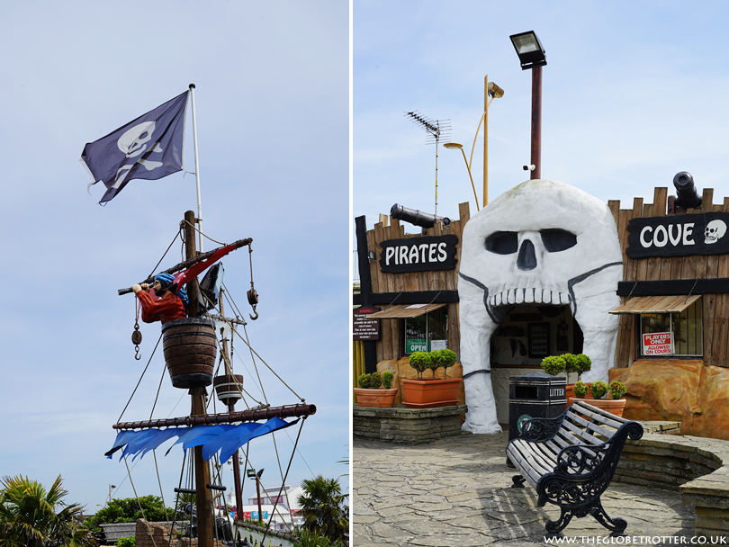 Pirate's Cove in Great Yarmouth