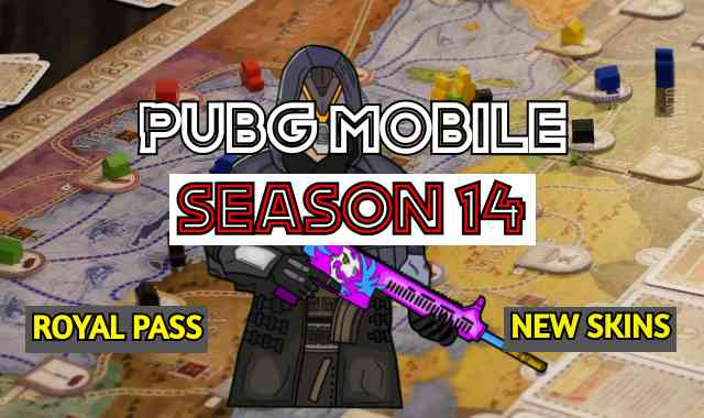 PUBG Mobile Season 14: Royal Pass, rewards, map, trailer, release date in India, skins, royal pass leakes, 100rp outfit, pubg season 14 leaks, pubg mobile 0.19.0