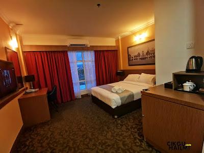 Scholar's Suites; UPSI Tawar Hotel Selesa di Tanjung Malim