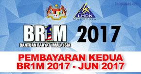 Thumbnail image for Tarikh Pembayaran Kedua BR1M 2017 Pada Jun 2017 Diawalkan?