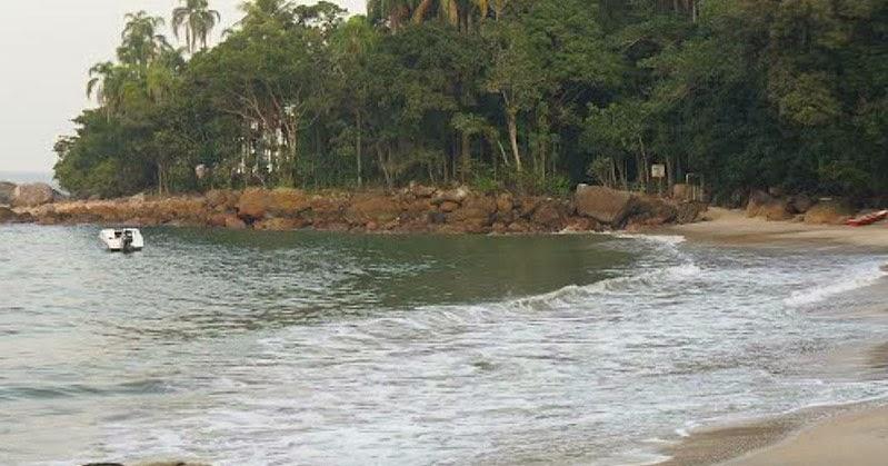 Praia do Camburizinho Guaruja