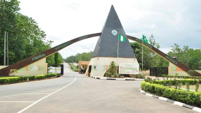 Armed robbers visit our hostels three times in a week - FUNAAB students