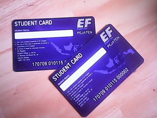 kartu pelajar