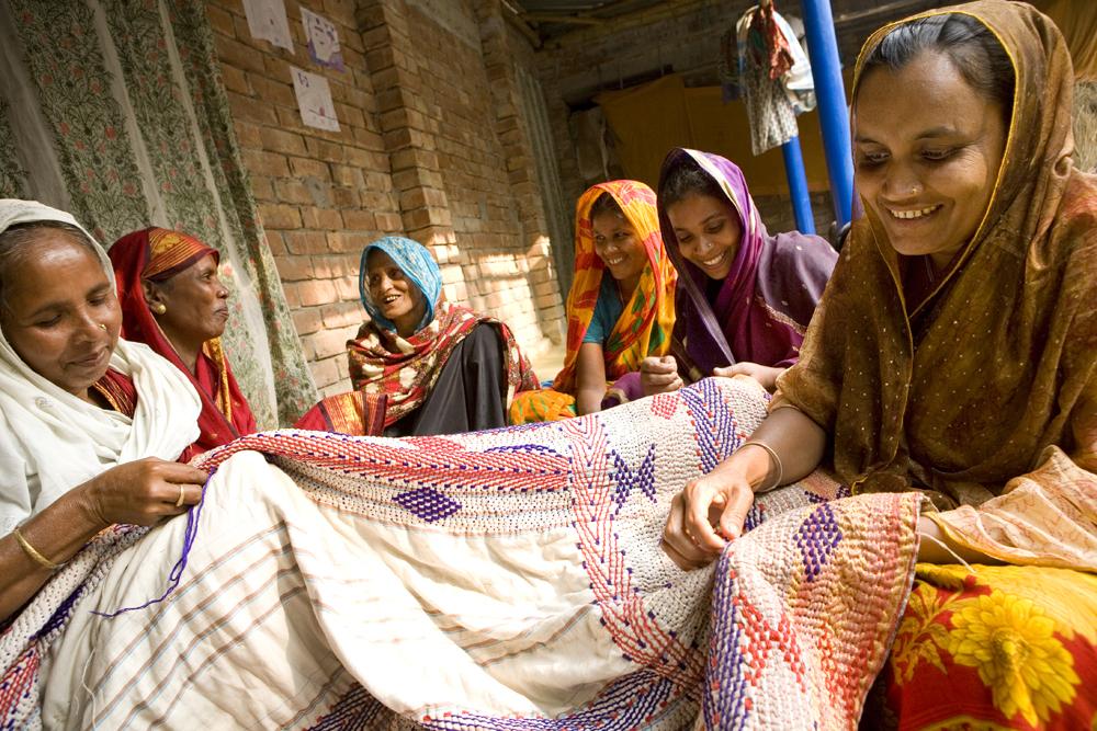 Heifer International Rating >> Telling Stories Through Nakshi Kantha