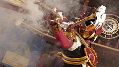 Kamen Rider Saber Episode 25