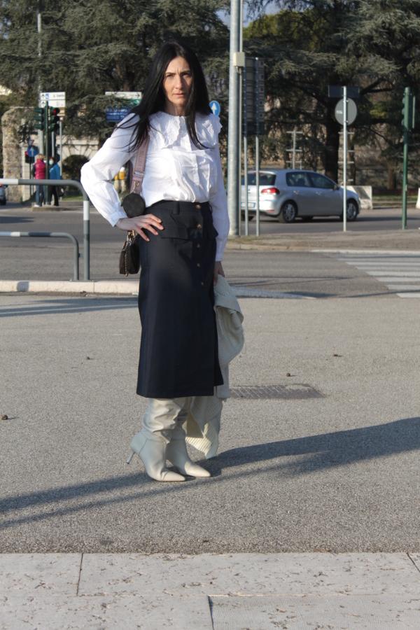 spring to life with shein, tendenze primavera estate, primavera con shein, shein skirt, gonna jeans shein, paola buonacara