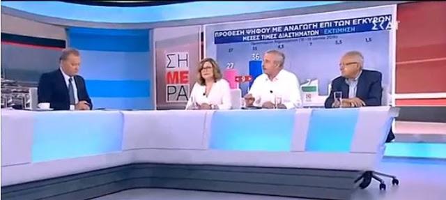 Γ. Μανιάτης στον ΣΚΑΙ:  «Θα μας καθοδηγήσει το μήνυμα των πολιτών στις εκλογές»
