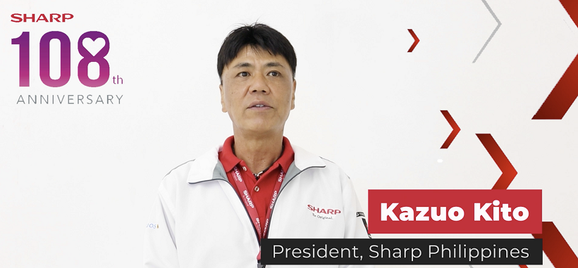 Sharp 108th Anniversary, Sharp Products