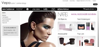 NARS Turkiye Online Satis Sitesi