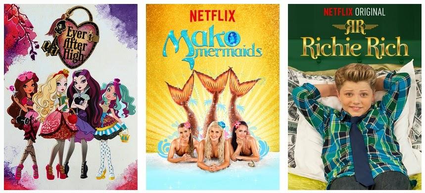 Popular tv shows for tweens