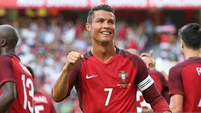 Portugal Bukan Favorit di Piala Dunia 2018 Menurut Ronaldo