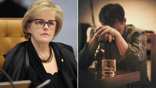 ministra demissao juiz mt trabalhar bebado