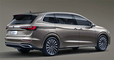 Volkswagen shared the characteristics of the VW Viloran