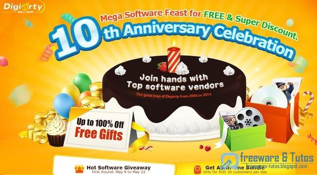 Offre promotionnelle : WinX HD Video Converter Deluxe gratuit ! (+ bonus)