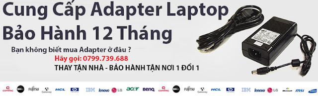 thay adapter laptop quận 12