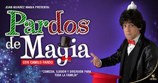 Pardos de Magia con Camilo Pardo - Poster 1